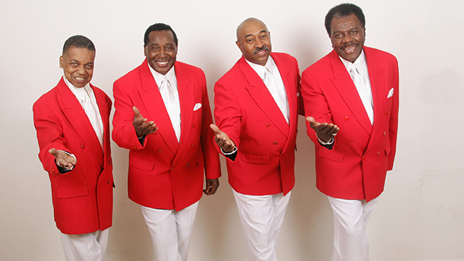 The Drifters featuring Rick Sheppard