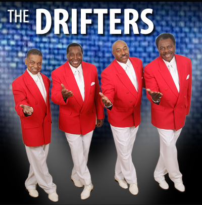 The Drifters Featuring Rick Sheppard Titan Productions