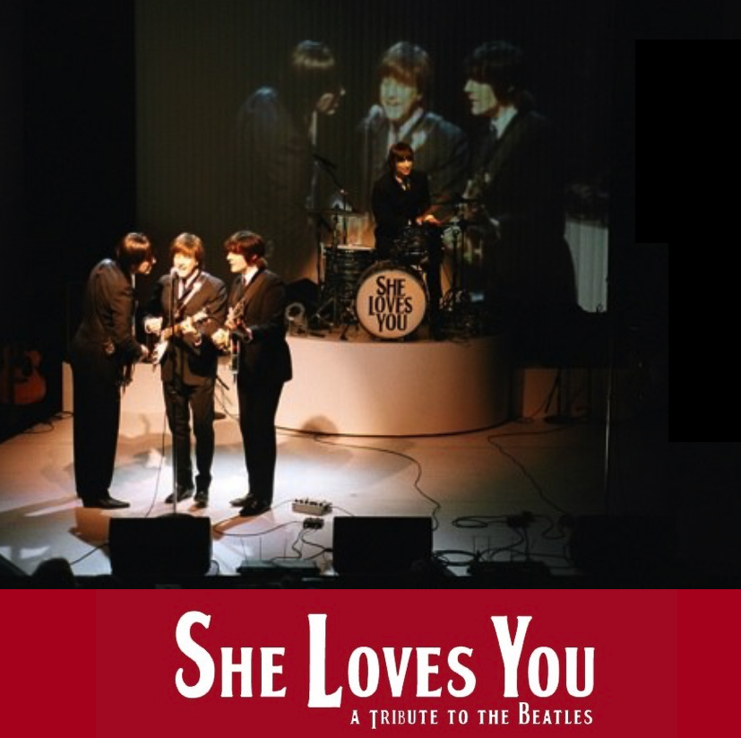 She Loves You – A Premiere Beatles Show – Titan Productions
